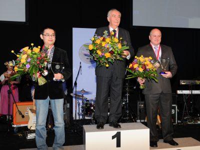 Olympiade Polen 2011 Gold